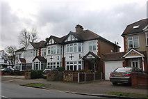 TQ5585 : Corbets Tey Road, Upminster by David Howard