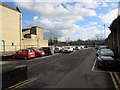 SP0201 : Old Station Car Park, Cirencester by Jaggery