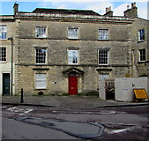 SP0202 : Grade II listed Dunstall House, Park Street, Cirencester by Jaggery