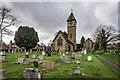SJ8738 : St. Luke's Church, Tittensor by Brian Deegan