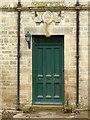 TF0008 : Home Farmhouse, Main Street, Great Casterton – doorway by Alan Murray-Rust