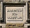 SK8524 : Datestone by Bob Harvey
