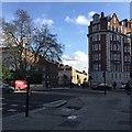 TQ2782 : Towards the north end of Baker Street, Marylebone, London by Robin Stott