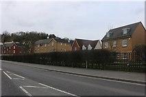TQ6078 : Devonshire Road, Chafford Hundred by David Howard
