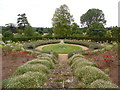 TQ4055 : The Jubilee Rose Garden at Titsey Place by David Hillas