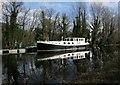 NS4573 : Laiha moored at Bowling by Richard Sutcliffe