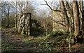NS4573 : Old stables, Ferrydyke Bridge by Richard Sutcliffe
