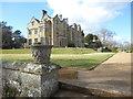 TQ6835 : The new Scotney Castle by Marathon