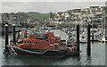 SX9356 : Lifeboats, Brixham by Derek Harper