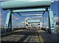 ST1972 : Cardiff Bay Barrage by Chris Allen
