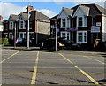 ST2179 : Vets in Rumney, Cardiff by Jaggery