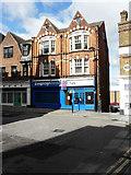 TQ7567 : EmployMedway, 99-101, High Street, Chatham by John Baker