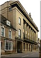 TF0307 : Former Stamford Hotel, St Mary's Street, Stamford by Alan Murray-Rust
