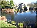 TQ6835 : Scotney Castle by Marathon