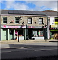 SS9596 : Vanity Hounds, 7 High Street, Treorchy  by Jaggery