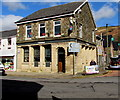 SS9596 : Former HSBC branch, Treorchy by Jaggery
