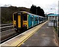 SS9398 : Class 150 dmu, Treherbert station by Jaggery