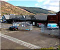SS9596 : Co-op van, Treorchy by Jaggery