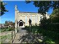 SJ9696 : St Mary's Newton by Gerald England