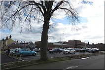 TM1715 : Westleigh House site - now extension of car park by Duncan Graham