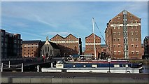 SO8217 : Gloucester Quays by Colin Prosser