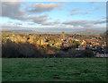 SO5074 : View towards Ludlow by Jeff Buck