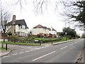 TQ3398 : Clay Hill, near Enfield by Malc McDonald