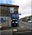 SS9596 : Carpets 'n' Carpets in Treorchy by Jaggery