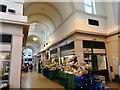 NZ2464 : Inside the Grainger Market by Robert Graham