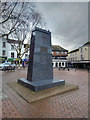 NY4055 : Carlisle War Memorial by David Dixon