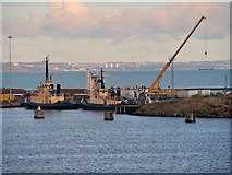 NT2677 : Port of Leith by David Dixon