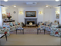 NT2677 : Royal Yacht Britannia - Drawing Room by David Dixon