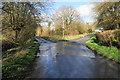 TL4521 : Road junction in Bury Green by Bill Boaden