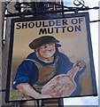 SE1633 : The Shoulder of Mutton by Ian S