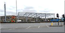 SE1437 : Otley Road, Shipley by habiloid