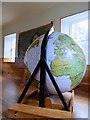 NS8842 : Terrestrial Globe, New Lanark Schoolroom by David Dixon