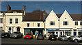ST7282 : Listed buildings, High Street, Chipping Sodbury by Derek Harper