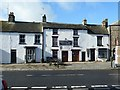 NY9425 : Middleton-in-Teesdale Fish and Chip Shop by Christine Johnstone