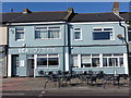 NZ3671 : Sea You There... (Cafe) Victoria Crescent, Cullercoats by Geoff Holland