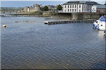 R5757 : Jetty, River Shannon by N Chadwick
