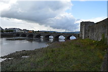 R5757 : Thomond Bridge by N Chadwick
