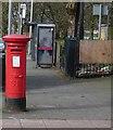 SJ8894 : GR postbox (M19 566D) by Gerald England