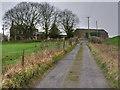 SD7809 : Old Hall Farm by David Dixon