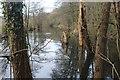 ST2196 : Derelict Crumlin Arm canal, Newbridge by M J Roscoe