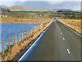 NT0538 : A72 Biggar Moss by David Dixon
