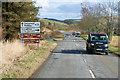 NT1940 : A72 near Hallyne by David Dixon