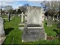 TQ2272 : Lost at Passchendaele, Putney Vale Cemetery by Marathon