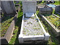 TQ2272 : Two sons lost within a month, Putney Vale Cemetery by Marathon