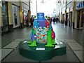 SJ8990 : Foster the Frog back for Christmas by Gerald England