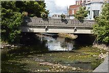 R3377 : Bank Place Bridge by N Chadwick